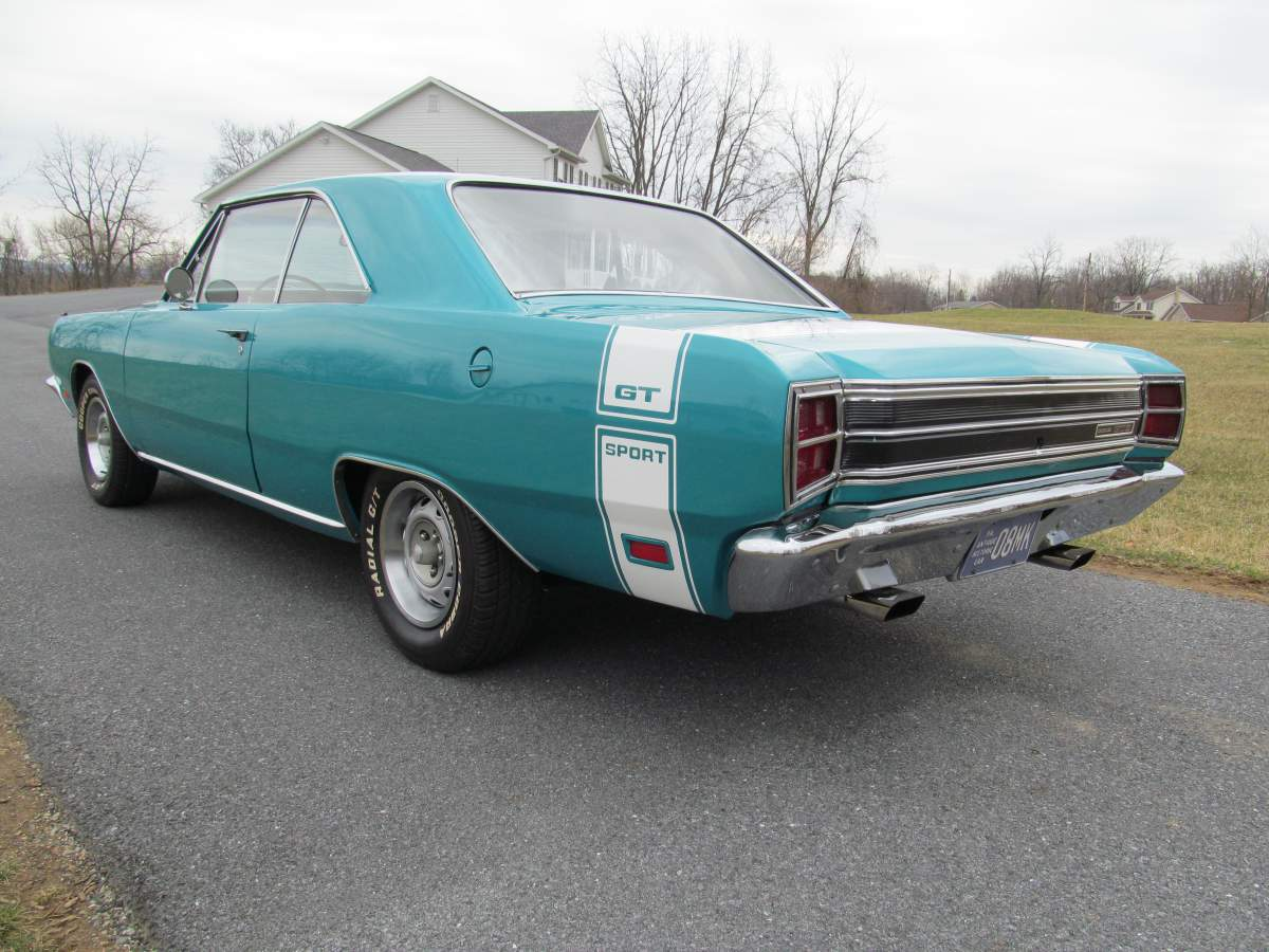 All About Used Dodge Dart For Sale Cargurus 1964 Gts